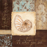 It&#39;s What You See Prints by Jane Carroll