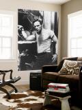 Marlon Brando: Un tranvía llamado deseo Mural