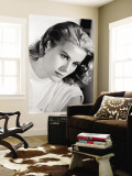 Grace Kelly Wall Mural