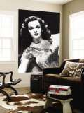 Jane Russell Wall Mural