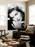 Ingrid Bergman Wall Mural