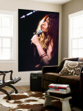Janis Joplin Wall Mural