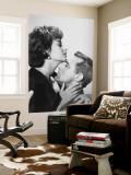Cary Grant & Sophia Loren Wall Mural