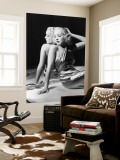 Betty Grable Reproduction murale