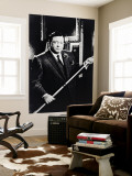 Jackie Gleason Wall Mural