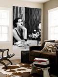 Greta Garbo Veggmaleri