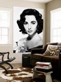 Elizabeth Taylor Veggmaleri