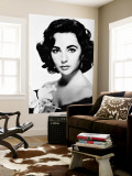 Elizabeth Taylor Seinmaalaus