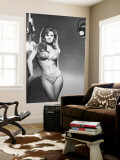 Raquel Welch Wall Mural