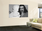Frank Zappa Wall Mural