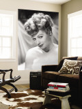 Lucille Ball Wall Mural
