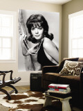 Natalie Wood Wall Mural