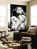 Joan Crawford Wall Mural