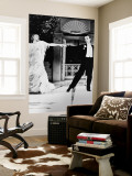Fred Astaire & Ginger Rogers Wall Mural