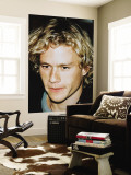 Heath Ledger Wall Mural