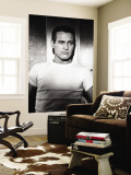 Paul Newman Mural