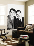 Dean Martin &amp; Jerry Lewis Wall Mural
