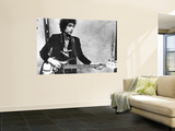 Bob Dylan Wall Mural