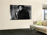 Orson Welles Wall Mural