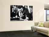 Jackie Gleason - The Hustler Wall Mural