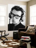 Elvis Costello Wall Mural