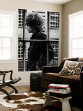 Bob Dylan Reproduction murale géante