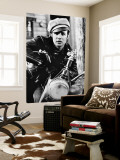 Marlon Brando Wall Mural