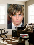 Zac Efron Wall Mural