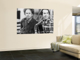 Simon And Garfunkel Wall Mural