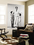 Gregory Peck Wall Mural