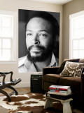 Marvin Gaye Wall Mural