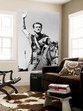Kirk Douglas Wall Mural