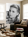 Grace Kelly Premium Wall Mural