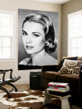 Grace Kelly Mural
