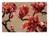 Elegant Magnolia Giclee Print by Joyce H. Kamikura