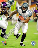 Julius Jones 2008 Rushing Photo