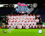 2008 Philadelphia Phillies World Series Champions Photo