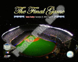 Yankee Stadium Aerial The Final Game 2008 Photo