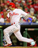 Shane Victorino Game 5 of the 2008 MLB World Series Photo