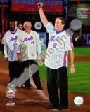 Gary Carter Final Game at Shea Stadium 2008 Photo