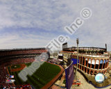 Shea Stadium & Citi Field 2008 Photo