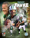 Brett Favre 2008 Portrait Plus Photo