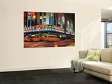 Manhattan, Radio City Music Hall, New York City, New York State, USA Wall Mural