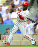 Jimmy Rollins 2008 Game 5 NLCS Home Run Photo