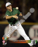 Ryan Braun University of Miami  Hurricanes 2005 Photo