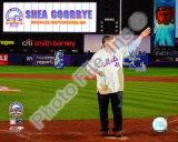 Tom Seaver Final Game at Shea Stadium 2008 Photo