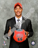 Derrick Rose  1 Pick 2008 NBA Draft Photo
