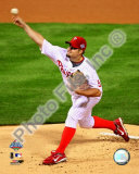 Joe Blanton Game 4 of the 2008 MLB World Series Photo