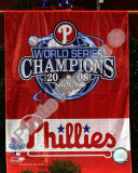 Philadelphia Phillies 2008 World Series Champions Photo
