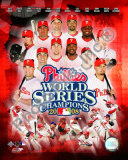 2008 Philadelphia Phillies World Series Champions Photographie